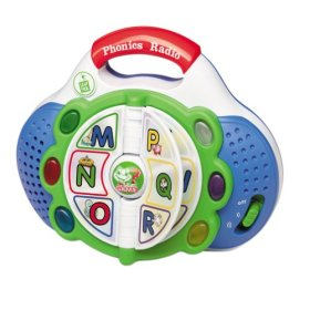 Leap Frog Phonics Radio - one I don?t hate as much